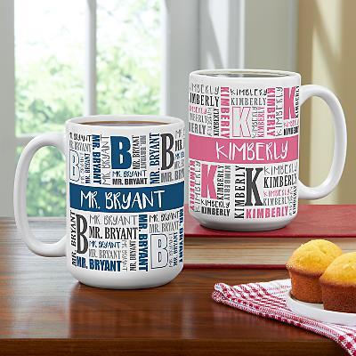 Name Game Mug