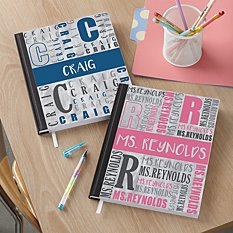Name Game Notebook