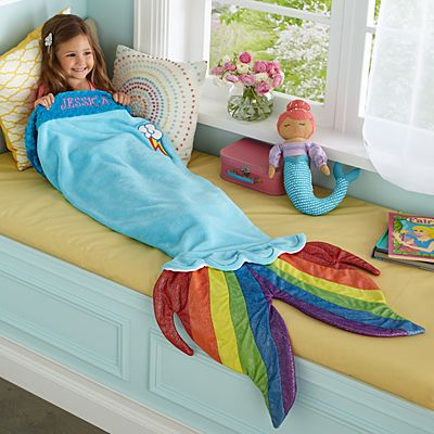 Blankie Tails® My Little Pony Rainbow Dash