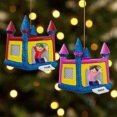 Bouncy House Ornament