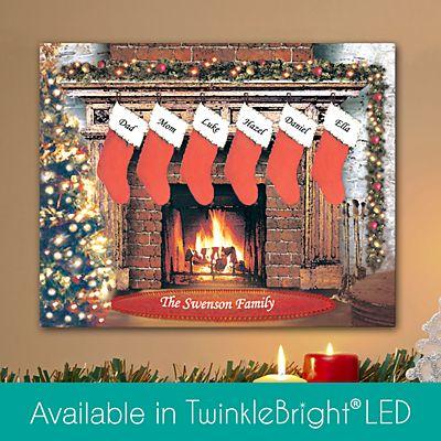 Christmastime Canvas