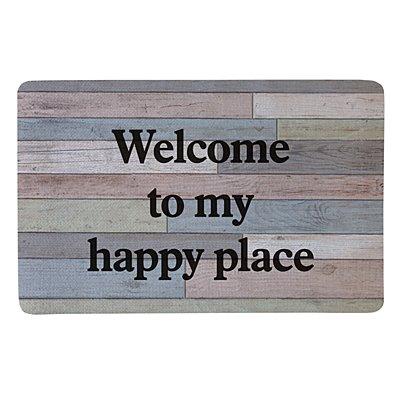 Create Your Own Doormat - Shiplap - Serif