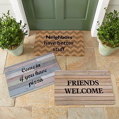 Create Your Own Doormat