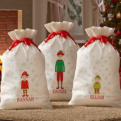Dressed for the Holidays Oversized Gift Bag