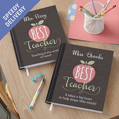 Favourite Teacher Notebook