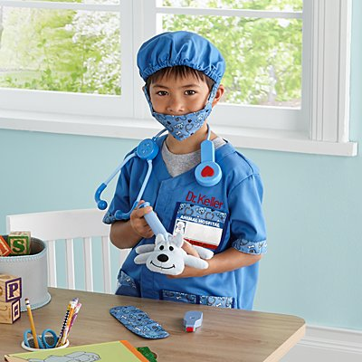 Melissa & Doug® Veterinarian Dress Up Set