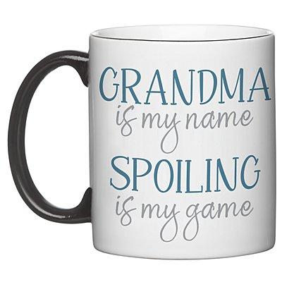 Name Game Hobby Mug - Open Text