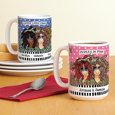 Name Your Sisterhood Mug by Suzy Toronto