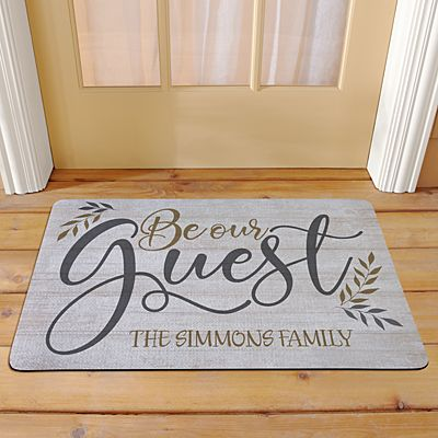 Our Guest Doormat