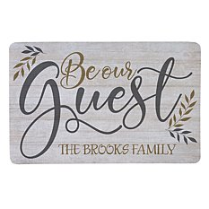 Our Guest Doormat - 17x27