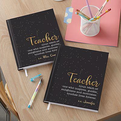 Teacher Meaning Notebook