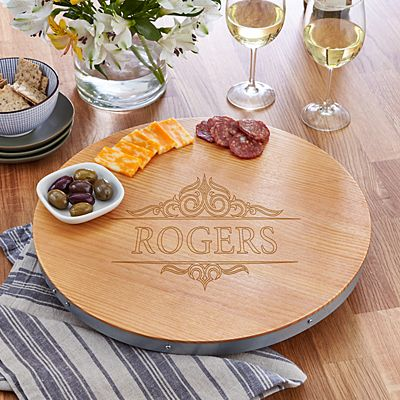 Elegant Name Lazy Susan