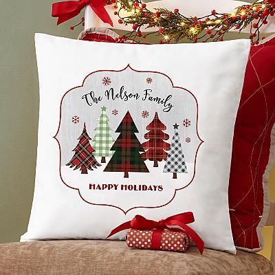 Winter Magic Cushion