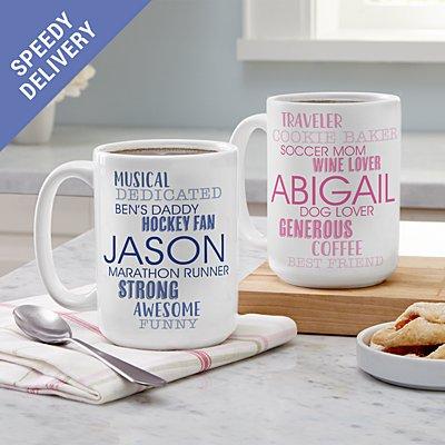 Words That Define Mug