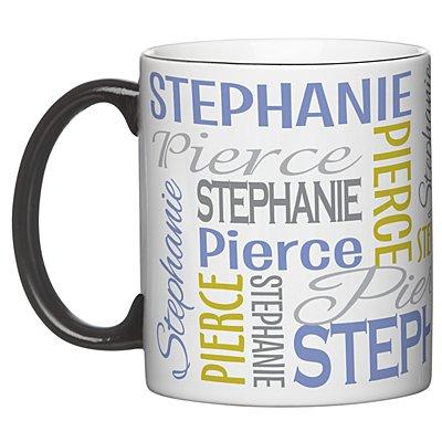 You Name It! Signature 11oz Mug-Purple/Gold-Single Mug