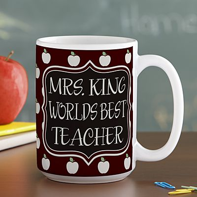 Allover Apples Mug