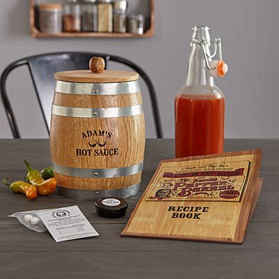 Amazing Pepper Barrel Kit