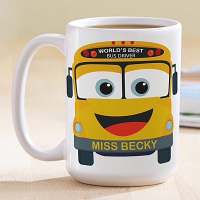 Best Bus Driver 15oz Mug