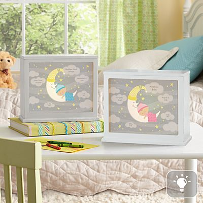 Moon & Stars Announcement Accent Light