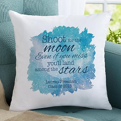 Shoot For The Moon Cushion