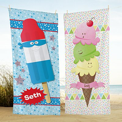 Little Sweeties Beach Towel
