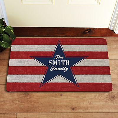 Patriotic Pride Doormat