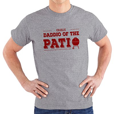 Daddio of the Patio T-Shirt