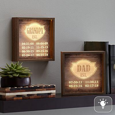 Established Light Box