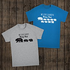 Love You Beary Much T-Shirt