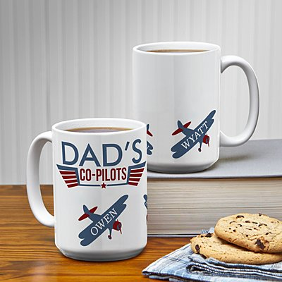 My Co-Pilots 15oz Mug