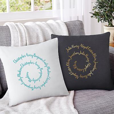 Circle of Love Cushion