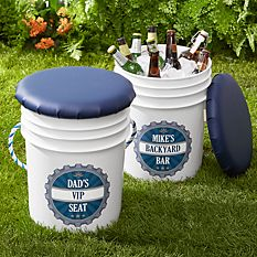 Sit and Sip Beverage Bucket