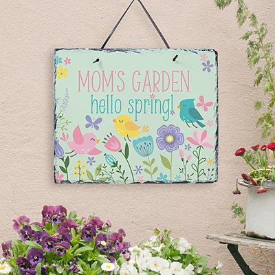 Hello Spring! Slate