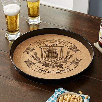 Vintage Classic Bar Tray