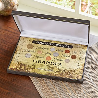World's Greatest Boxed Coin Set