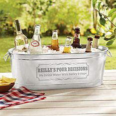 Create Your Own Beverage Tub