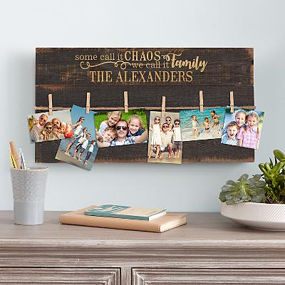 We Call It Family Wood Pallet Wall Art