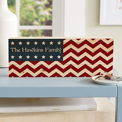American Pride Mini Wood Pallet
