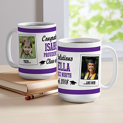 How Time Flies Photo Mug