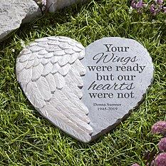 Wings Of Love Memorial Stone