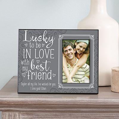 Lucky In Love Frame