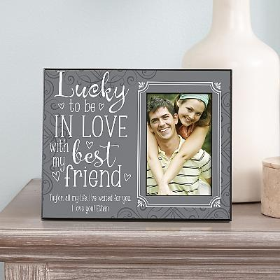 Lucky In Love Frame