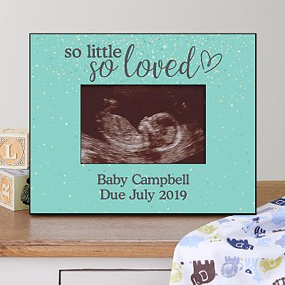 So Little, So Loved Ultrasound Frame