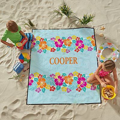 Extra Large Family Beach Blanket
