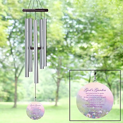 God's Garden Wind Chime