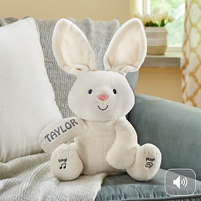 Personalized Baby Stuffed Animals, Personalized Baby Toys Personal Creations