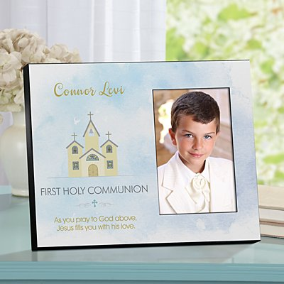 Little Chapel First Holy Communion Frame