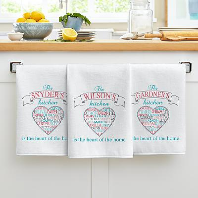 Heart of the Home Tea Towel