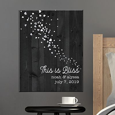 This is Bliss Canvas