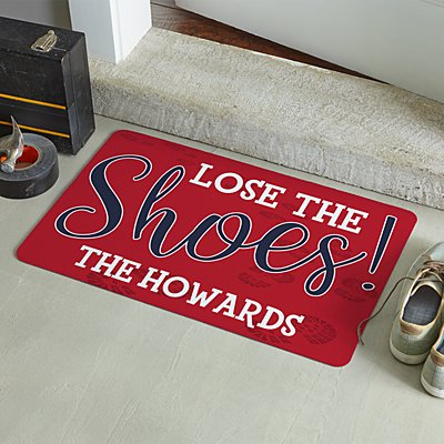 Lose The Shoes! Doormat